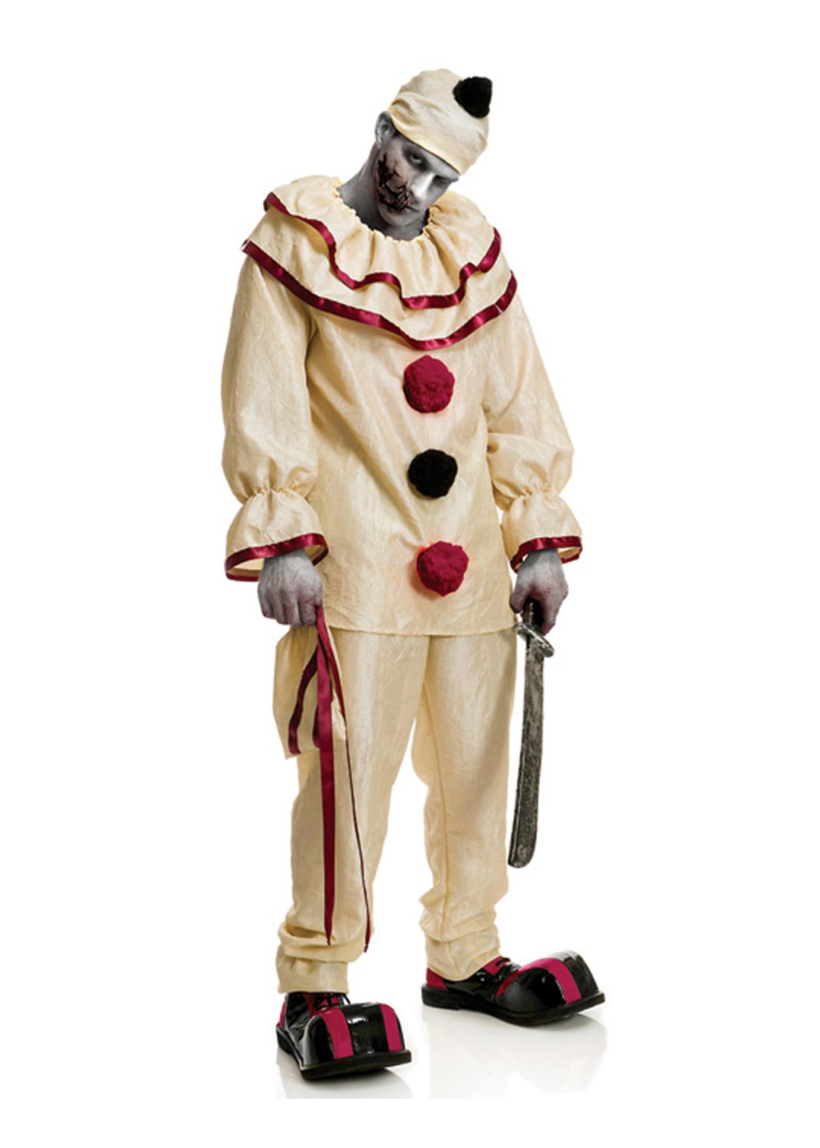 Horror Clown Costume - Men's