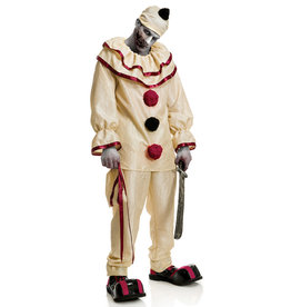 Horror Clown Costume - Men's