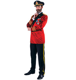 Captain Obvious Costume - Men's