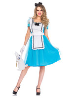 LEG AVENUE Classic Alice Costume - Women's