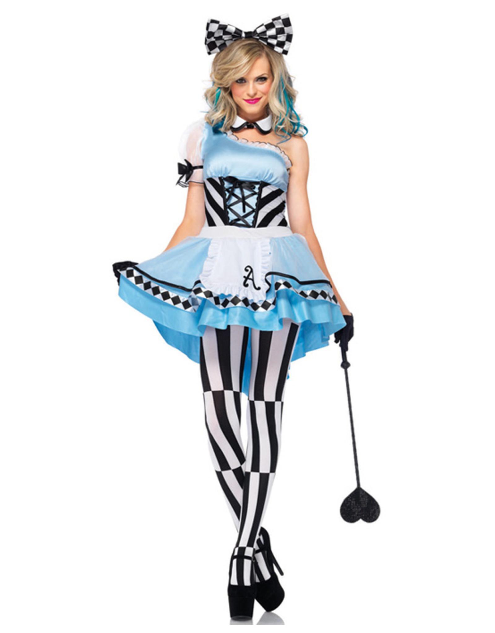 Psychedelic Alice Costume - Women's