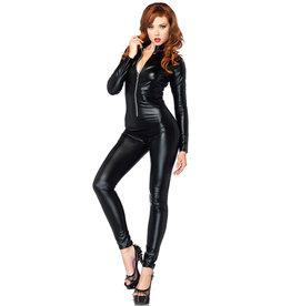 LEG AVENUE Cat Suit Costume - Women's