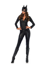 Captivating Crime Fighter Costume - Women's