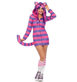 Cozy Chesire Cat Costume - Women's