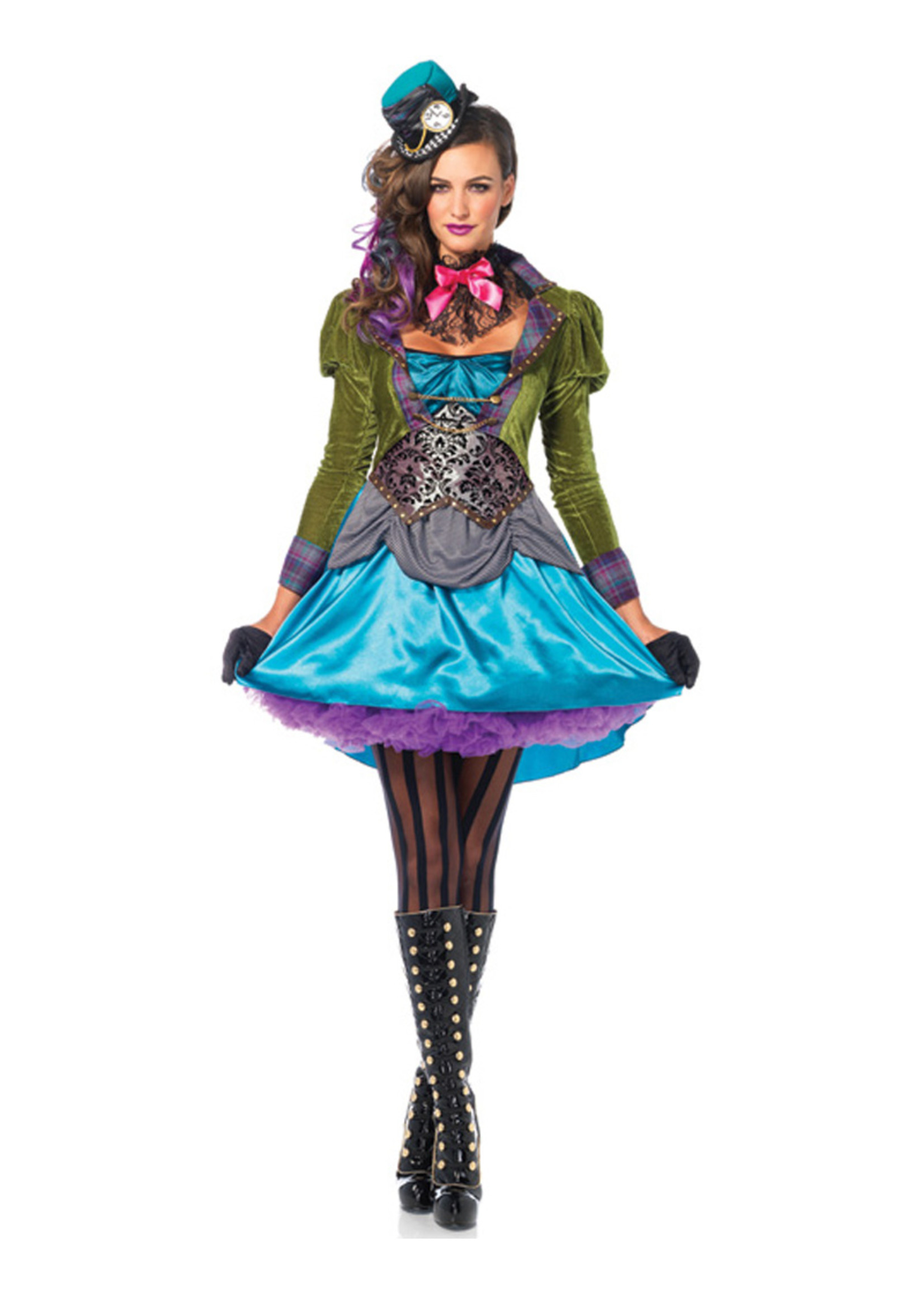 Mad Hatter Costume - Women's