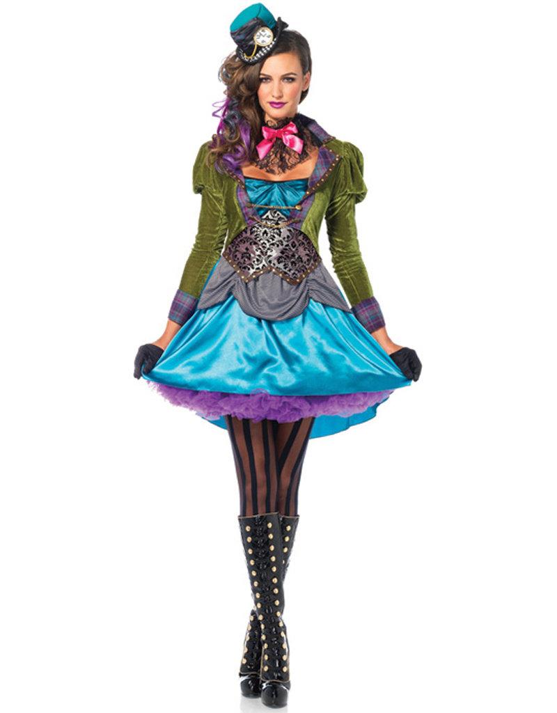 Mad Hatter Costume - Women's