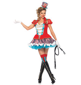 Ravishing Ringmaster Costume - Women's