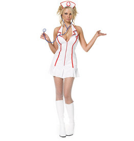 Head Nurse Costume - Women's