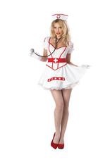 Nurse Heart Breaker Costume - Women's