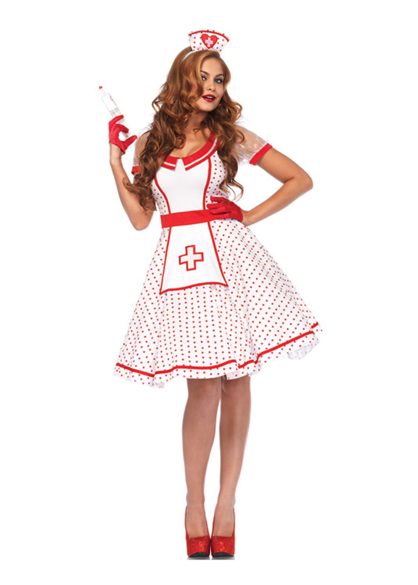 Bedside Betty Costume - Women's