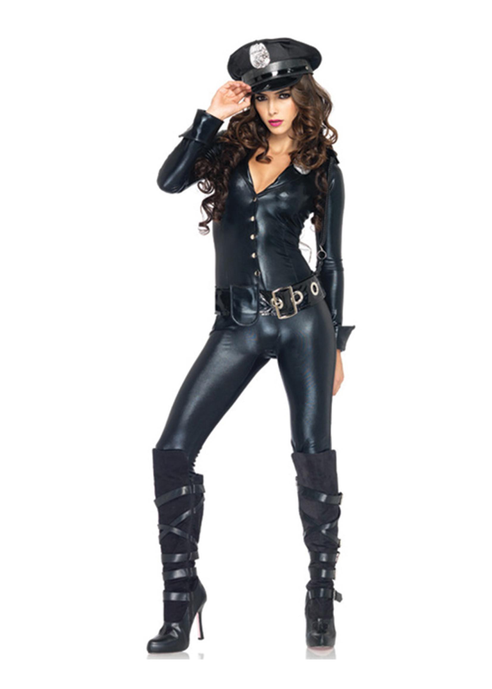 Officer Payne Costume - Women's