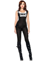 LEG AVENUE SWAT Bombshell Costume - Women's