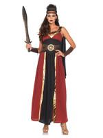 Regal Warrior Costume - Women's