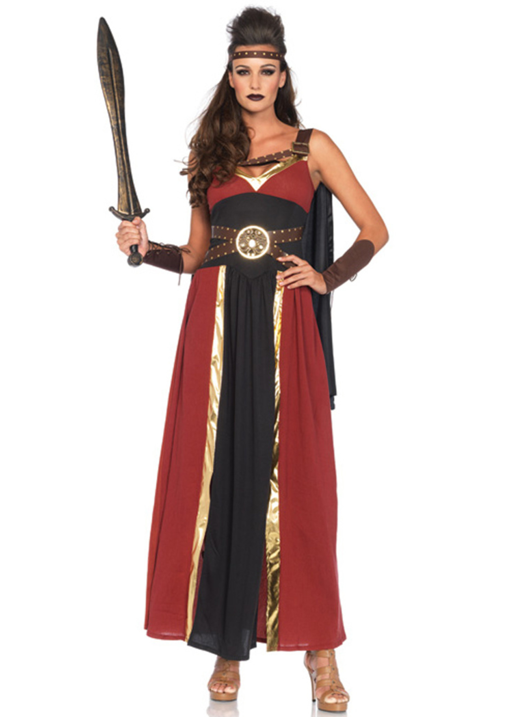 Regal Warrior Costume - Women's