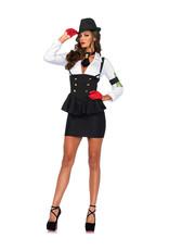 Machine Gun Molly Costume - Women's