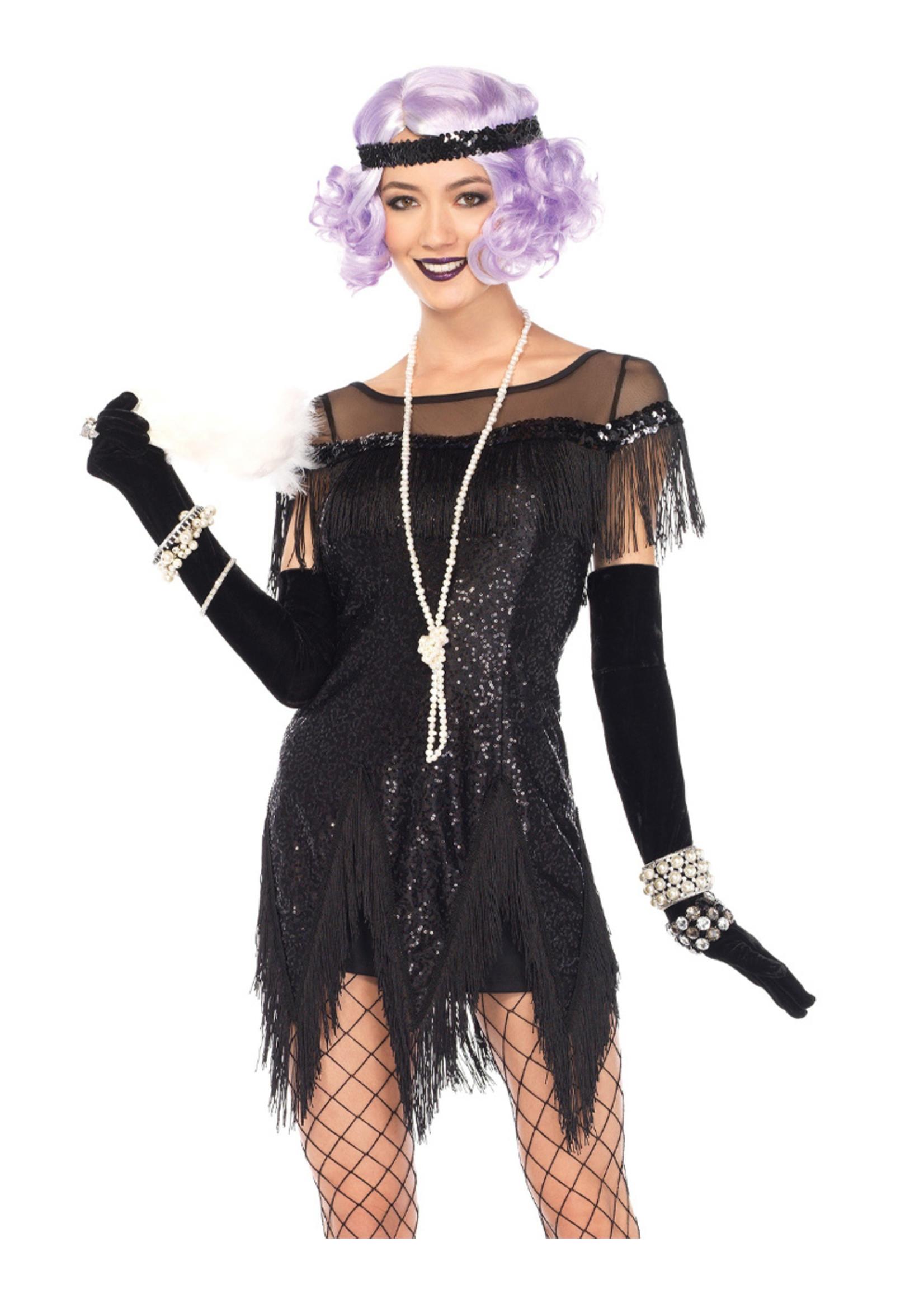 Foxtrot Flirt Costume - Women's