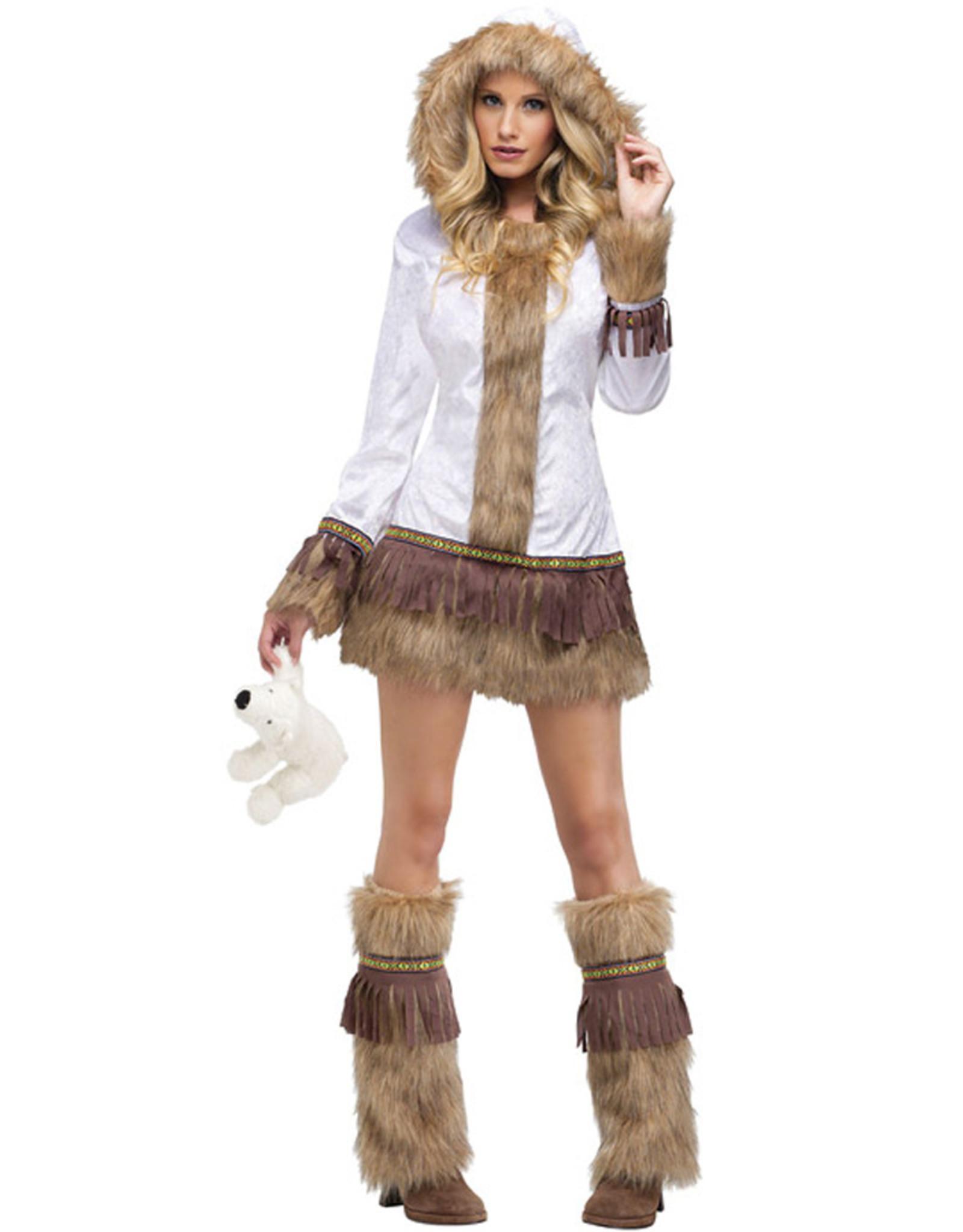 Eskimo Costume - Women's