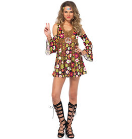 Starflower Hippie Costume - Women's