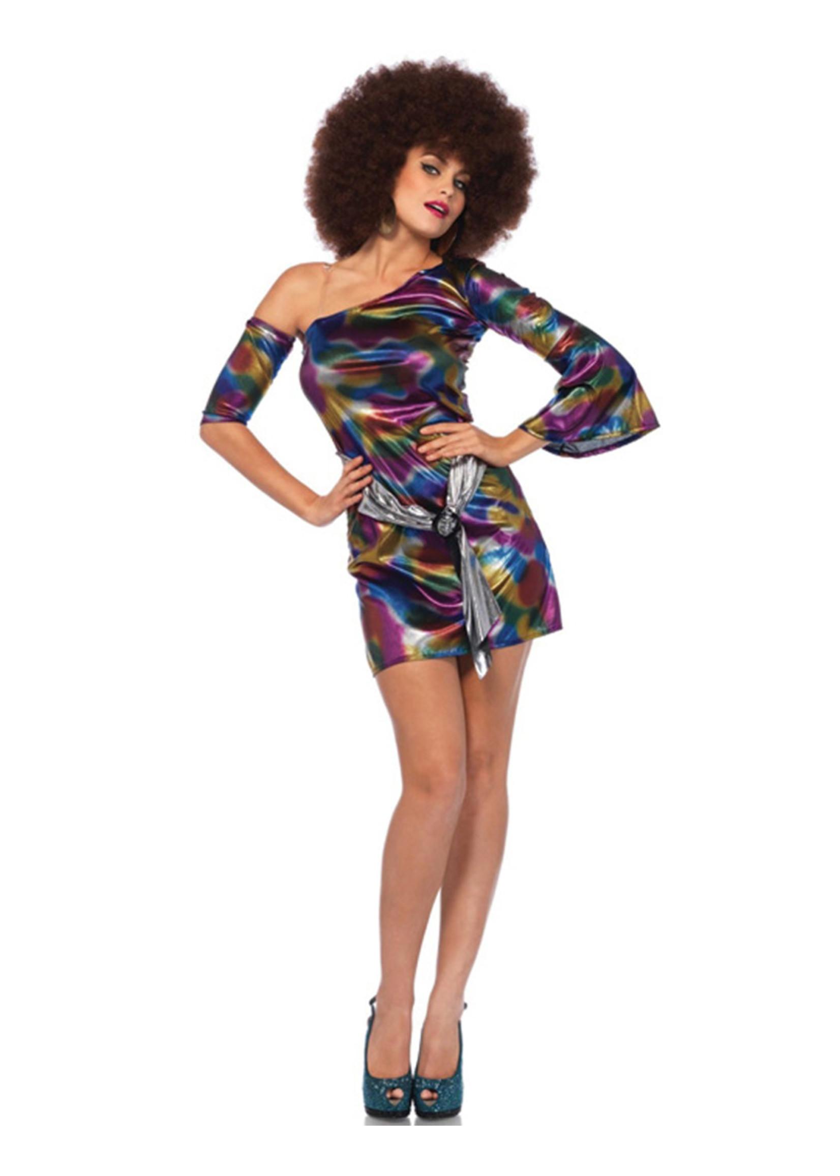 Disco Doll Costume - Women's