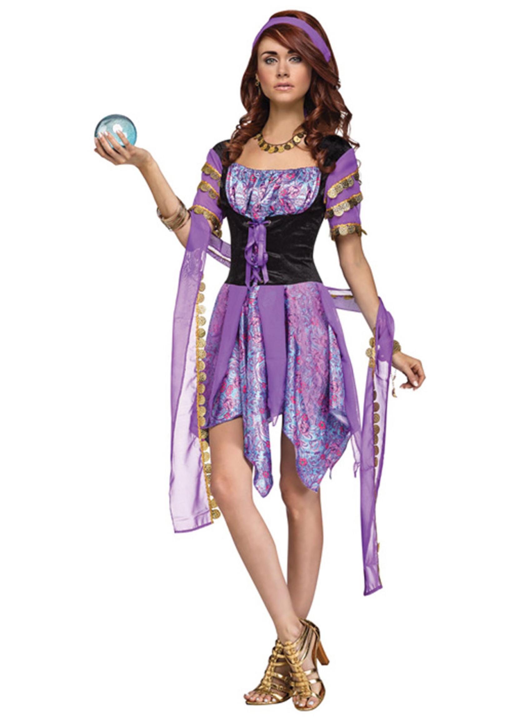 Gypsy Magic Costume - Women's