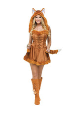 Foxy Lady Costume - Women's