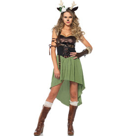 Dark Forest Fawn Costume - Women's