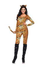 Wild Tigress Costume - Women's