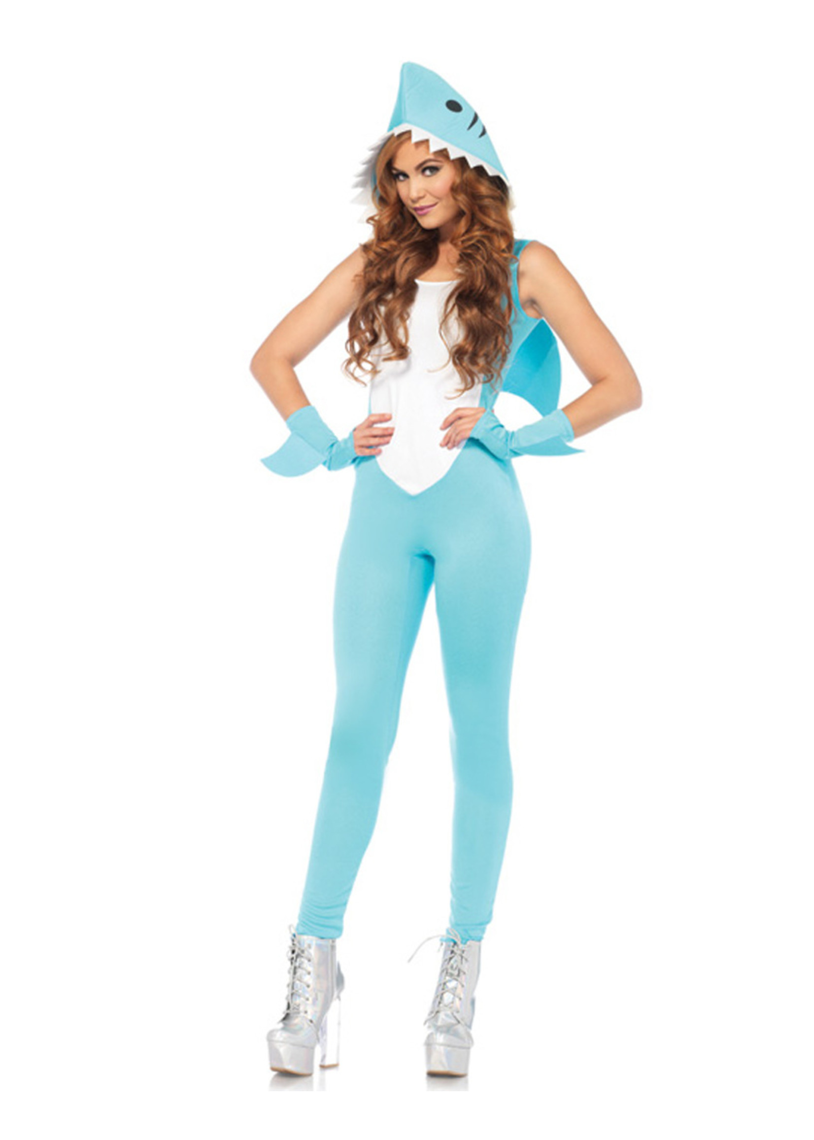 Deadly Land Shark Costume - Women's