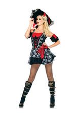 Buccaneer Babe Costume - Women's