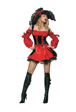 Vixen Pirate Costume - Women's