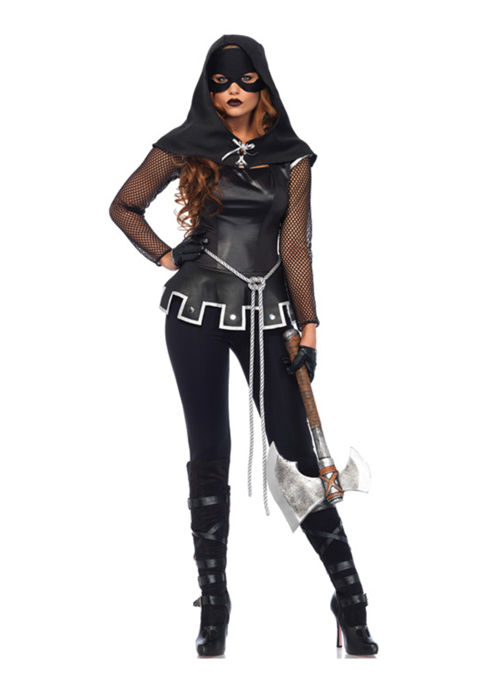 Grim Executioner Costume - Women's
