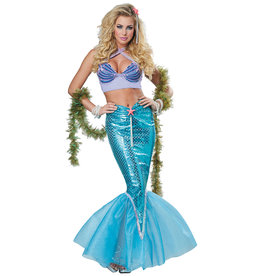 Mermaid Costume - Women's