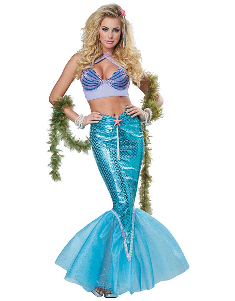 43b082a7447 Mermaid Costume - Women's