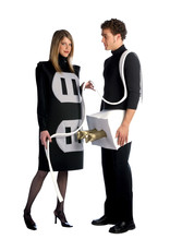 Plug & Socket Costume - Couples