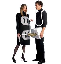 Plug & Socket Costume - Couples