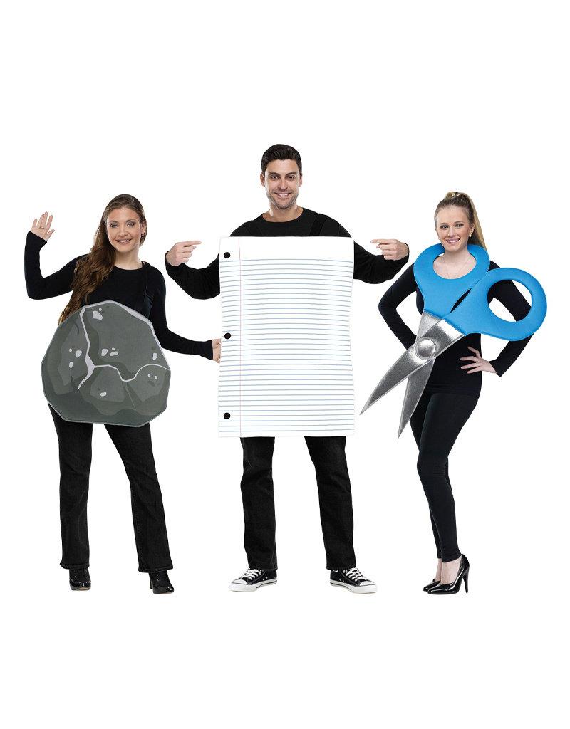 Rock, Paper, Scissor Costume - Couples