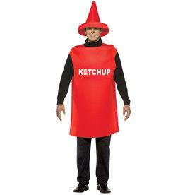Ketchup Costume - Humor