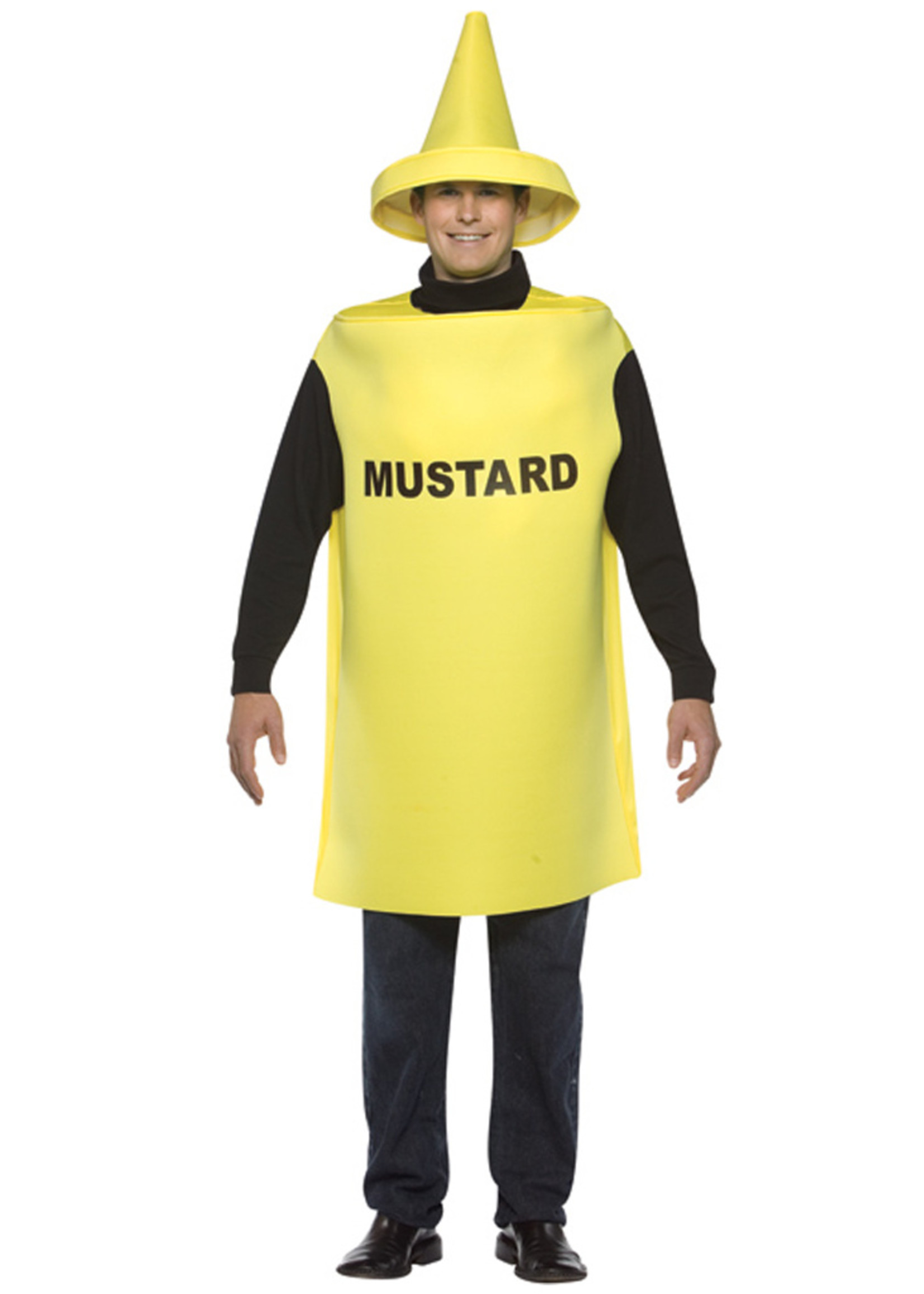 Mustard Costume - Humor