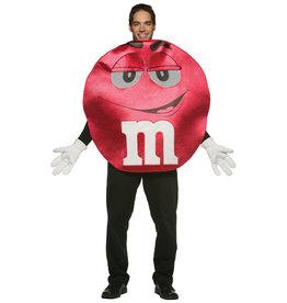 M&M - Red Costume - Humor