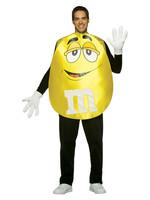 RASTA IMPOSTA PRODUCTS M&M - Yellow Costume - Adult