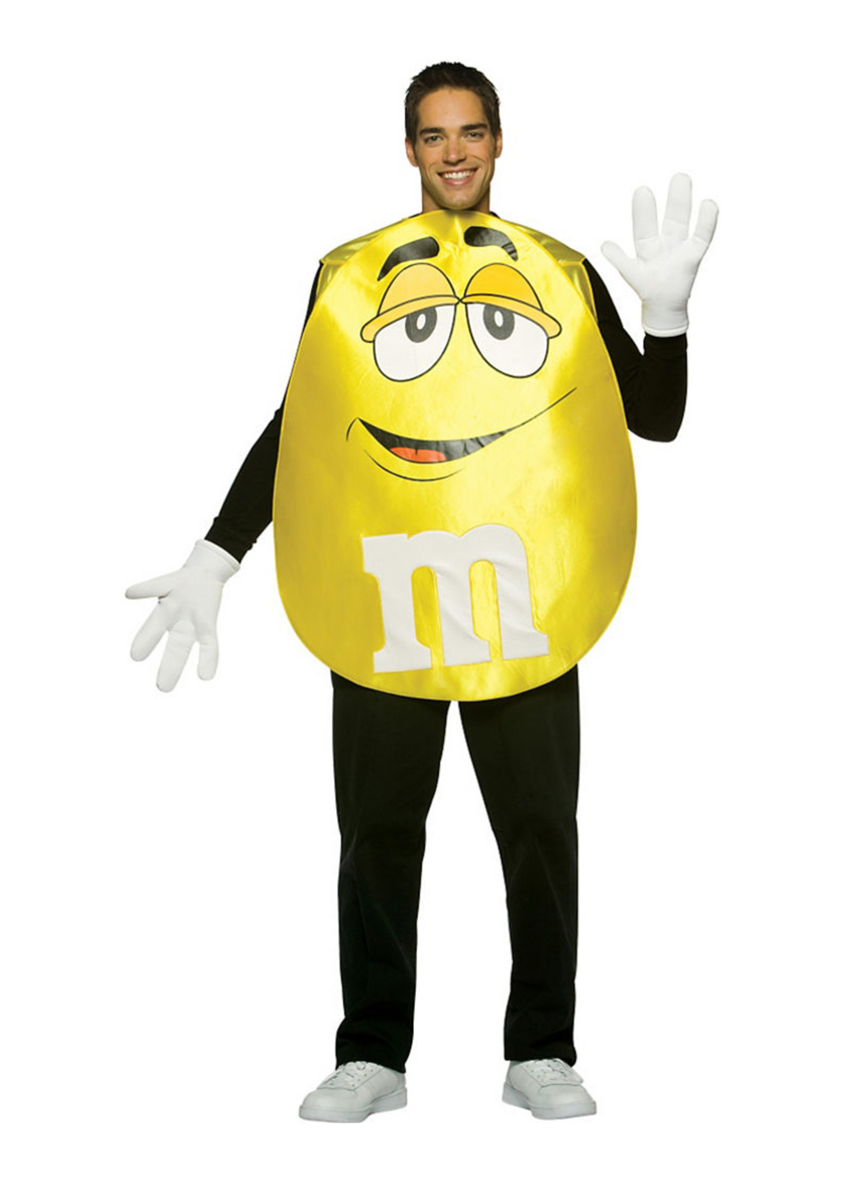 RASTA IMPOSTA PRODUCTS M&M - Yellow Costume - Adult