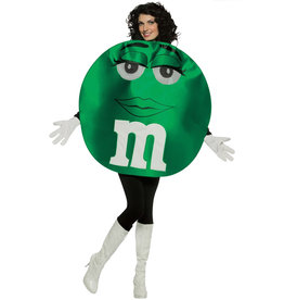 M&M - Green Costume - Humor