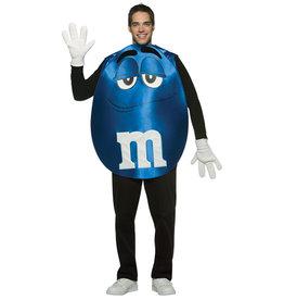 M&M - Blue Costume - Humor