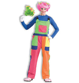 Clown Overalls Costume - Humor