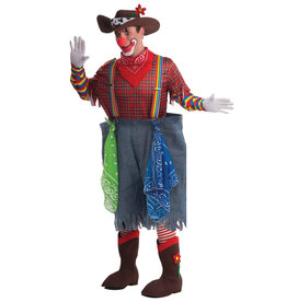Rodeo Clown Costume - Humor