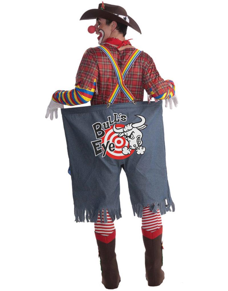 Rodeo Clown Costume - Humor