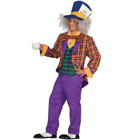 Mad Hatter Costume - Humor