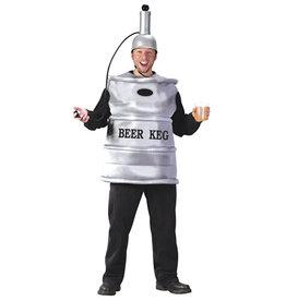 Beer Keg Costume - Humor