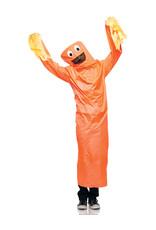 Wild Waving Tube Guy Costume - Humor