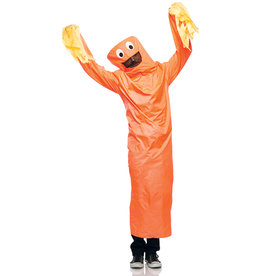 Wild Waving Tube Guy Costume - Humor